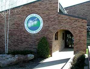 Pagosa Area Water and Sanitation District Building